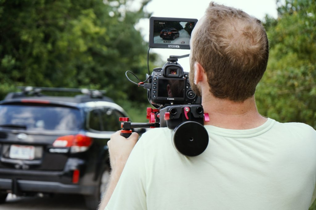 Filmowanie DLSR Canona