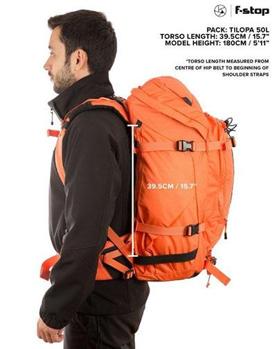plecak dla turysty fotografa f-stop tilopa 1