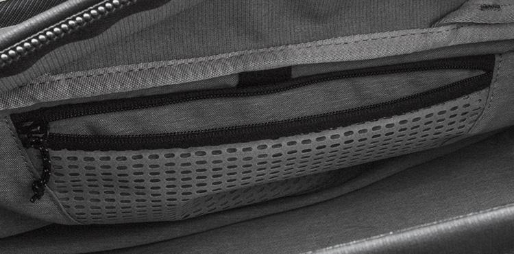 peak design duffel kieszonki