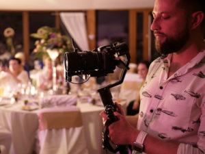 Filmowanie wesela - Zhiyun Crane 2