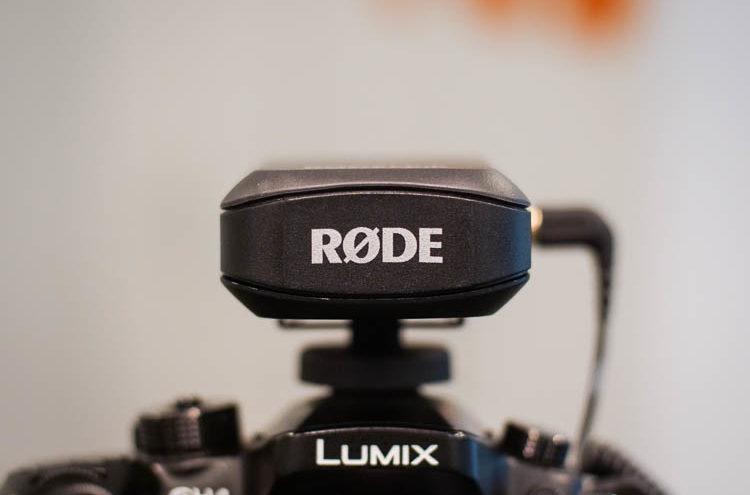 Rode Filmmaker Kit - nadajnik