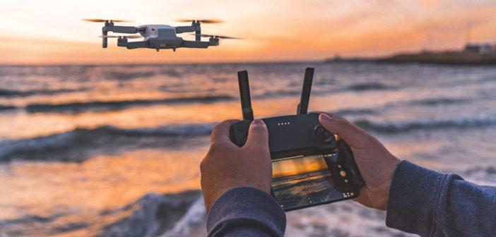 najlepsze drony na start