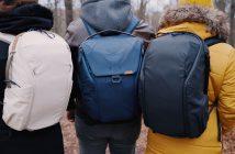 Peak Design test plecaków