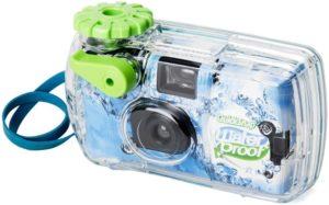 analogowy aparat jednorazowy