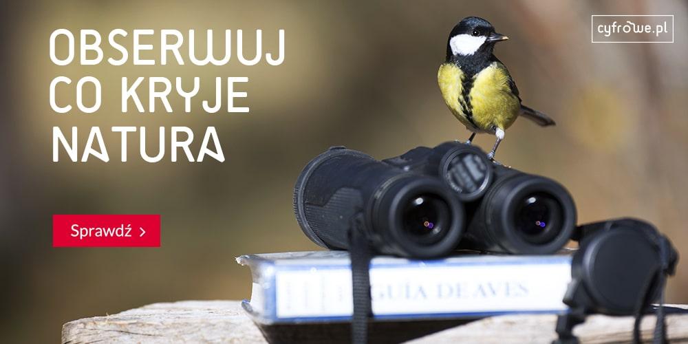 promocja na lornetki w Cyfrowe.pl