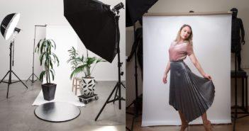 domowe studio fotograficzne seria poradnikow