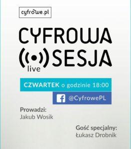 live na facebooku