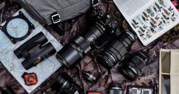filmowanie dzikiej przyrody