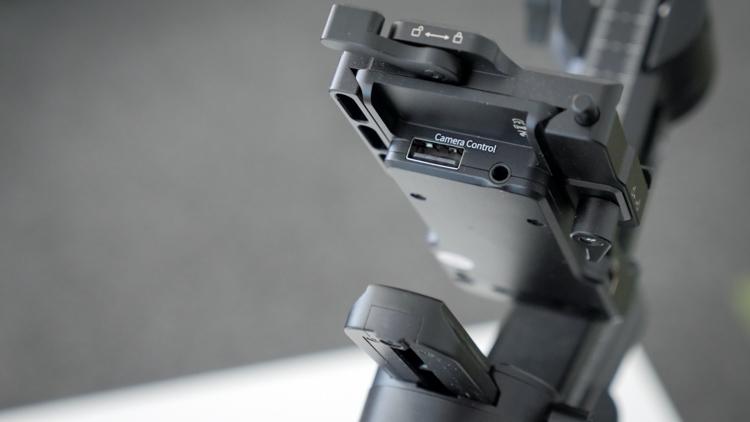 Test gimbali: AK4500