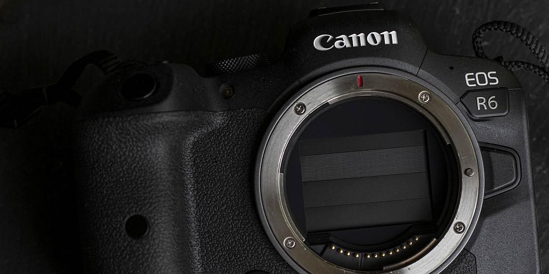 Canon R6 recenzja