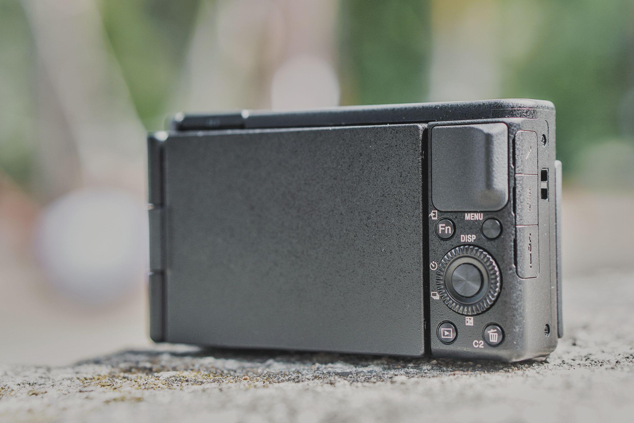 Test Sony Z-V1 - zdjęcia