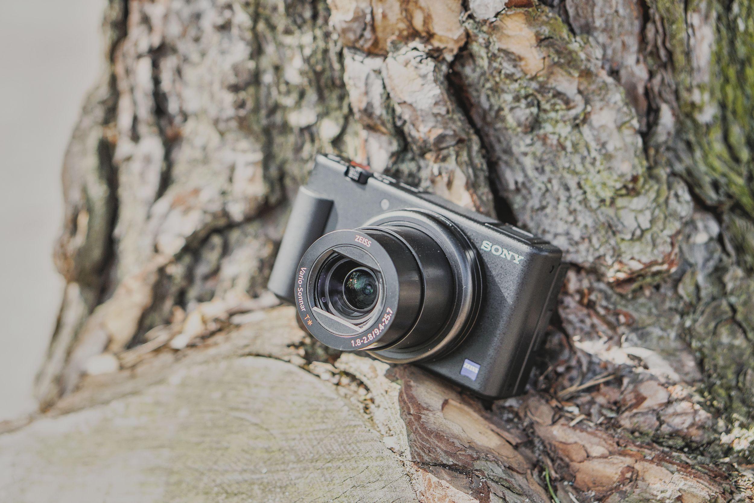 Test Sony Z-V1 aparat do vlogowania