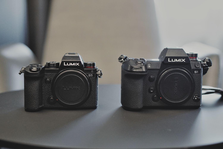 Panasonic Lumix S5 i Lumix S1