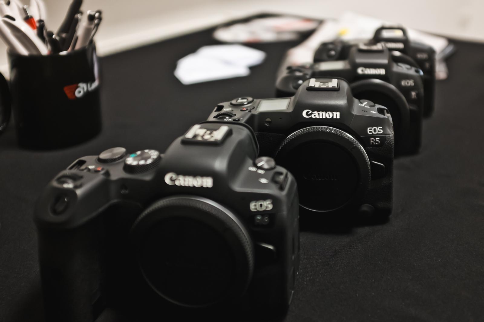 Warsztaty portretowe Canon