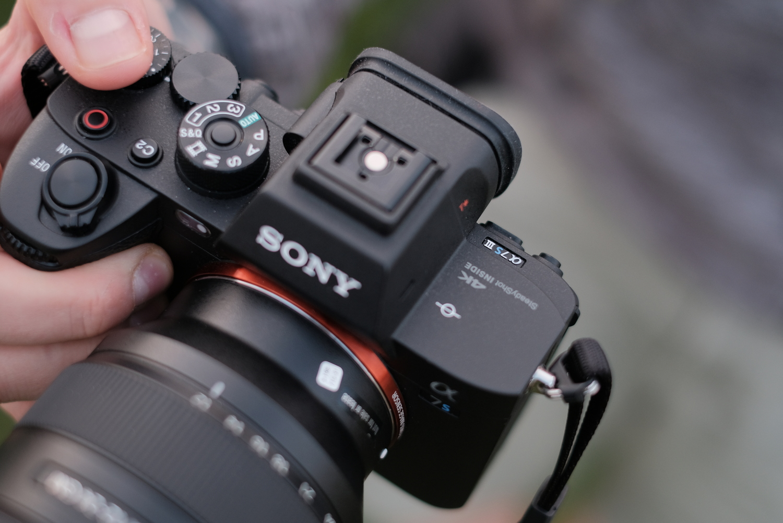 Sony A7S III testy