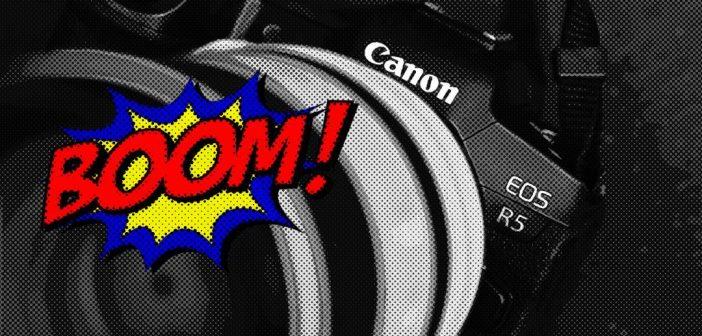 Canon R5 recenzja