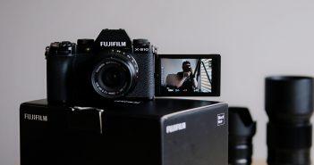 FUJIFILM X-S10 unboxing pierwsze wrażenia
