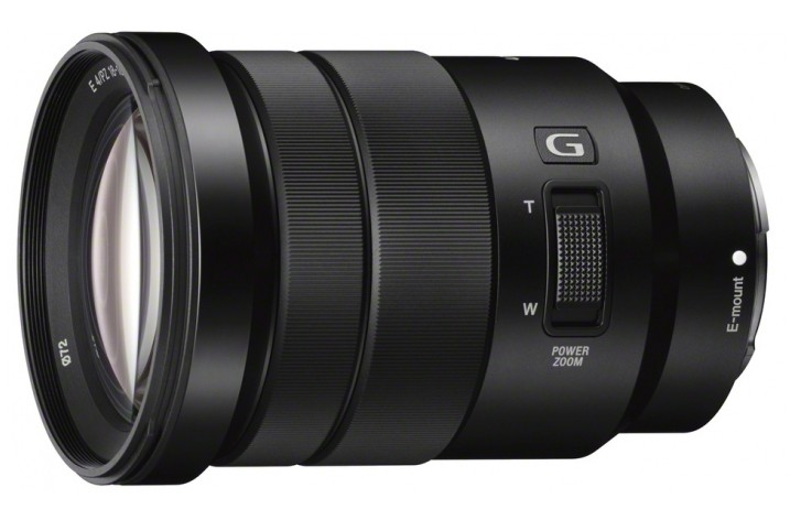 Sony E 18-105 mm f/4.0 G OSS