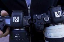porównanie canon r5 i r6