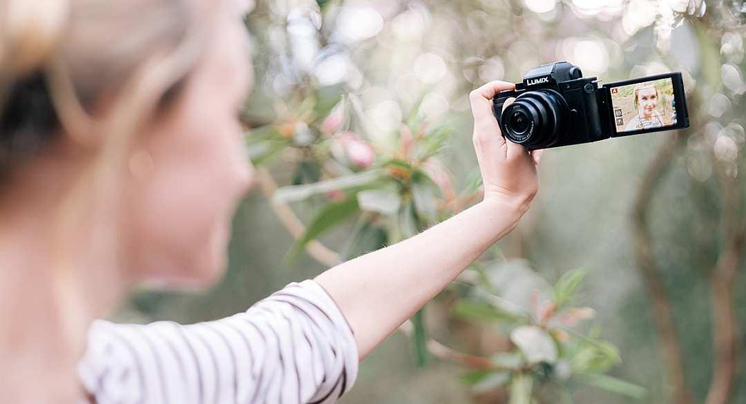 jaki aparat do vlogów? Panasonic Lumix G100