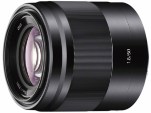 Sony E 50 mm f/1.8 OSS