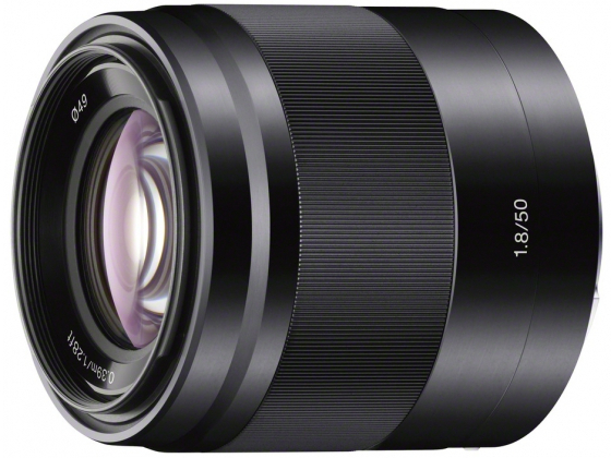 Sony E 50 mm f/1.8 OSS