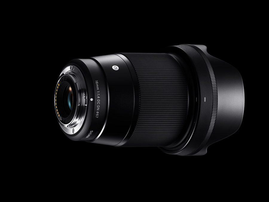 Sigma C 16 mm f/1.4 DC DN / Sony E
