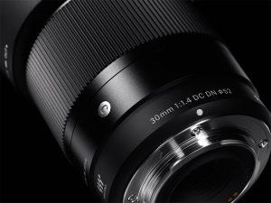Sigma C 30 mm f/1.4 DC DN