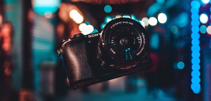 obiektyw do Sony E