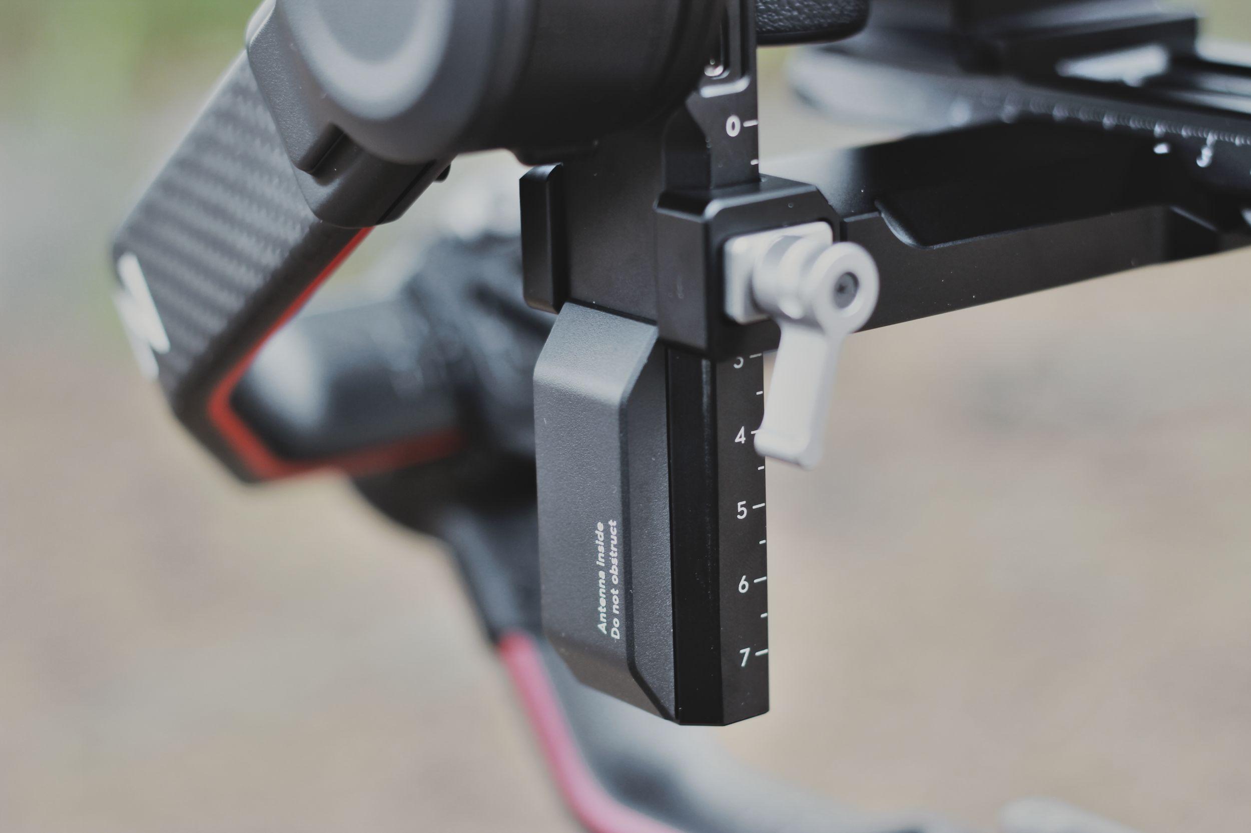 Stabilizator do filmowania