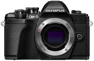 aparat Olympus OMD E-M10 Mark III