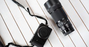 Sigma A 105 mm F/2.8 macro