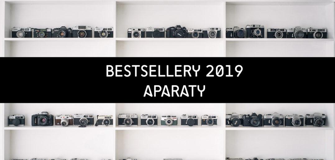 Bestsellery 2019 – ranking aparatów fotograficznych
