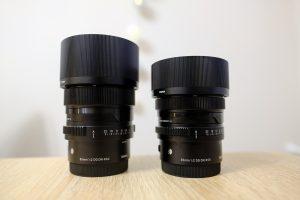 Sigma 35 mm 65 mm DG DN C Contemporary Lens