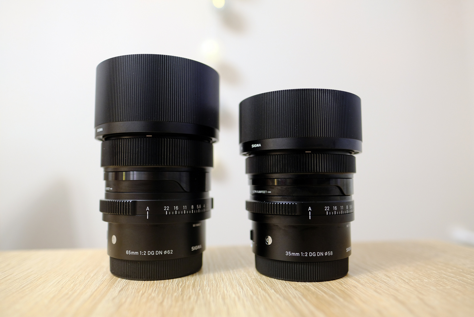 Sigma 35 mm 65 mm DG DN C Contemporary Lens
