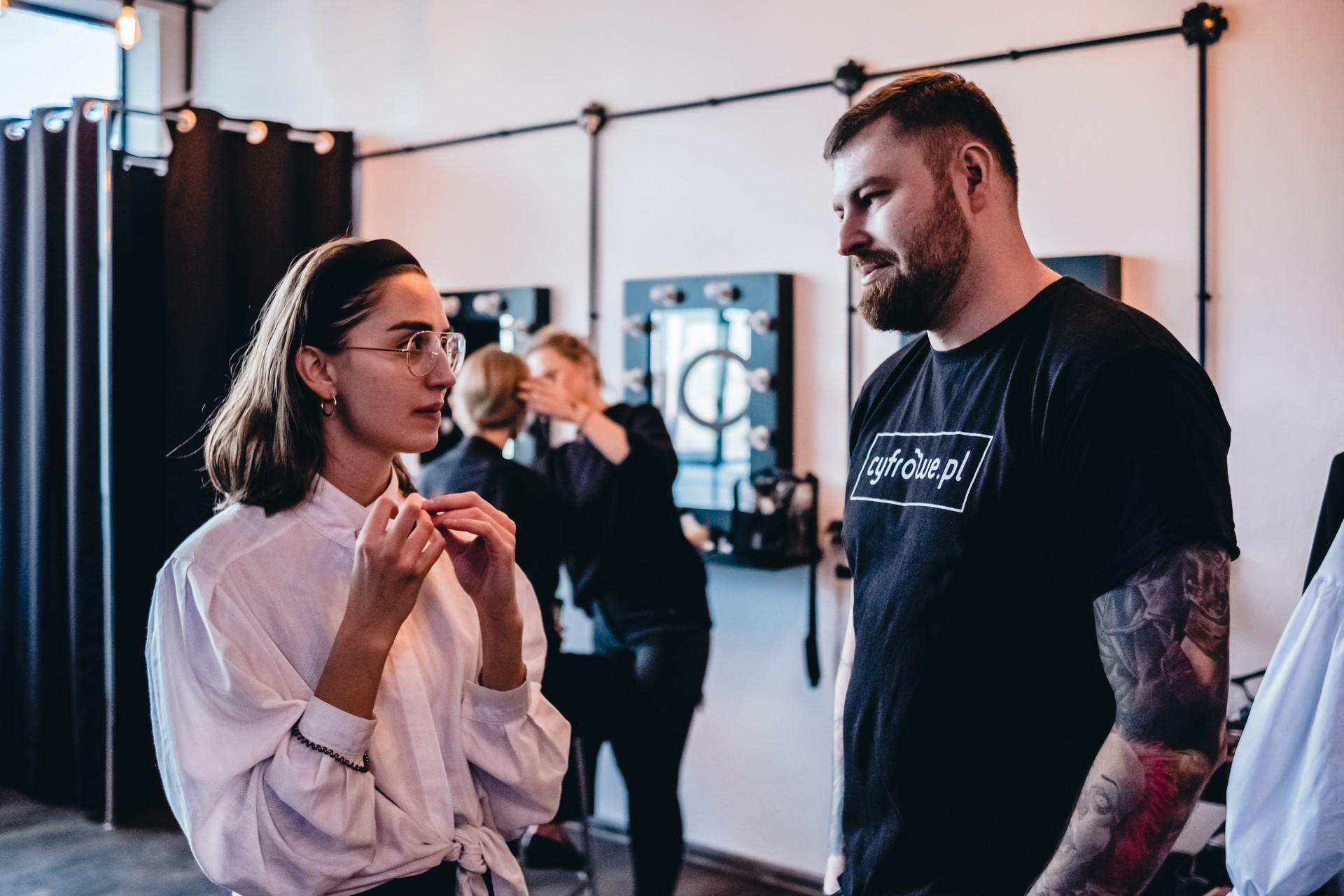 Karolina Fafińska i Krzysztof Salwarowski fot. Jarosław Respondek