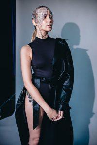 malva models dominika ratajczak backstage onegog studio fot Jaroslaw Respondek