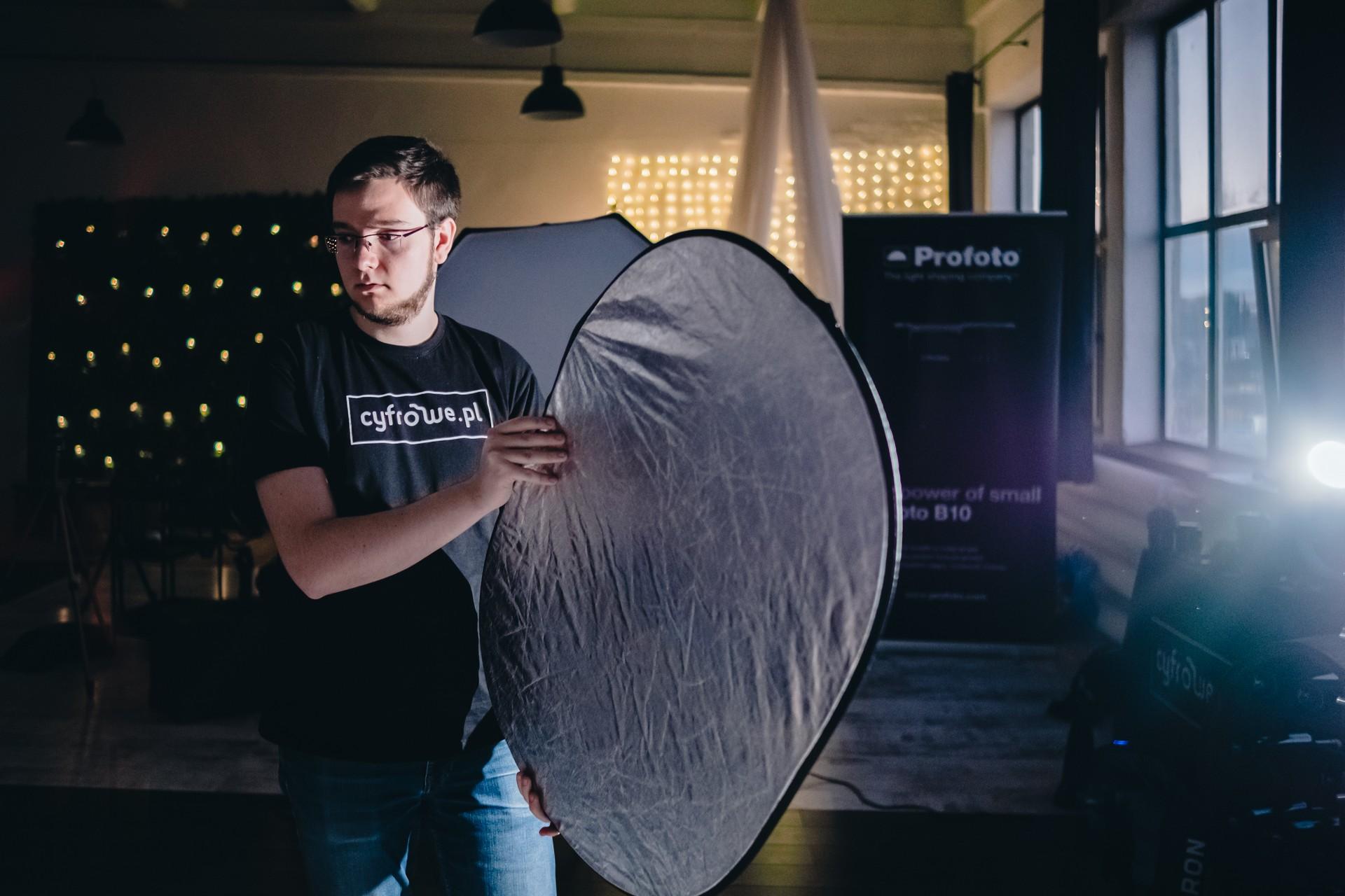 Backstage fot. Jarosław Respondek