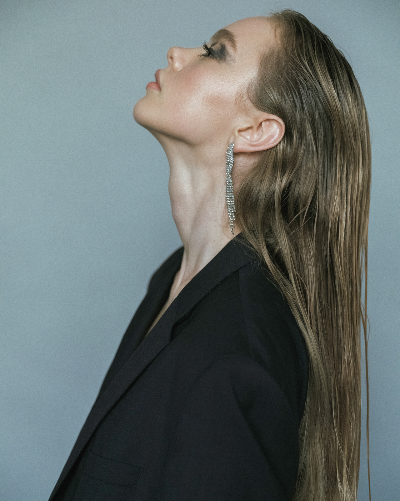 Fashion Malva Models Portret Modelka Daria Suprun fot. Karolina Fafińska