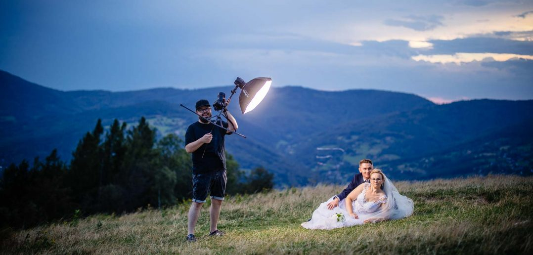 Studio fotograficzne w plenerze – od czego zacząć?