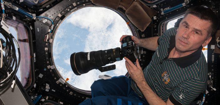 sprzet w kosmosie aparaty iss
