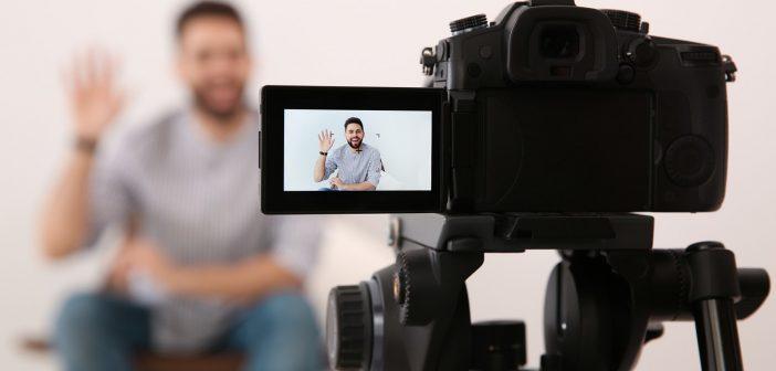 aparat do nagrywania w studio