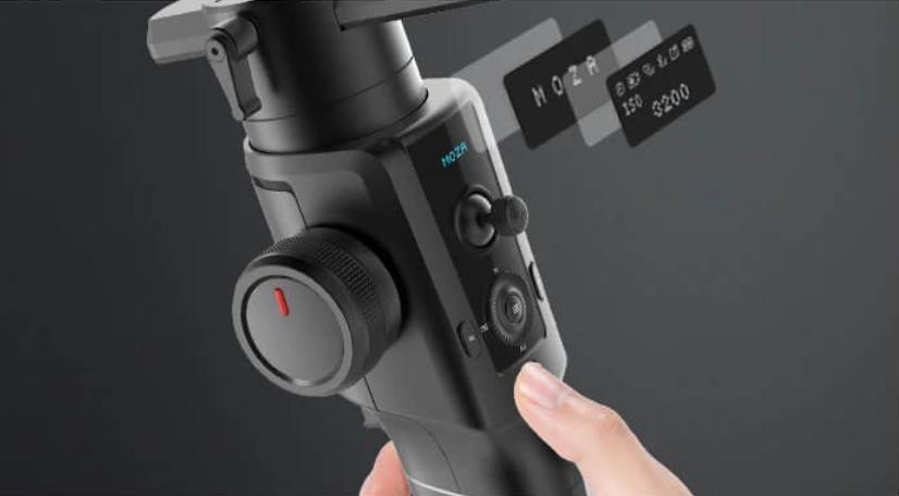 stabilizator moza do filmowania