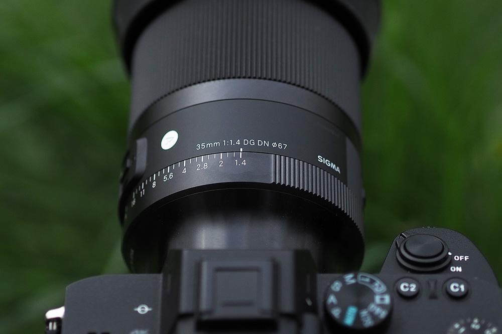 Zdjęcia przykładowe Sigma Art 35 1.4 do Sony