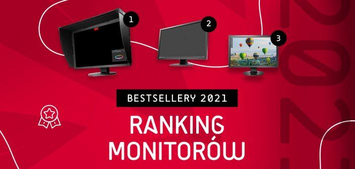 Te monitory dla fotografów sprzedają się najlepiej. Ranking TOP 3 [2021]