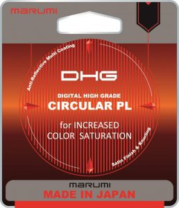 Filtr polaryzacyjny Marumi DHG