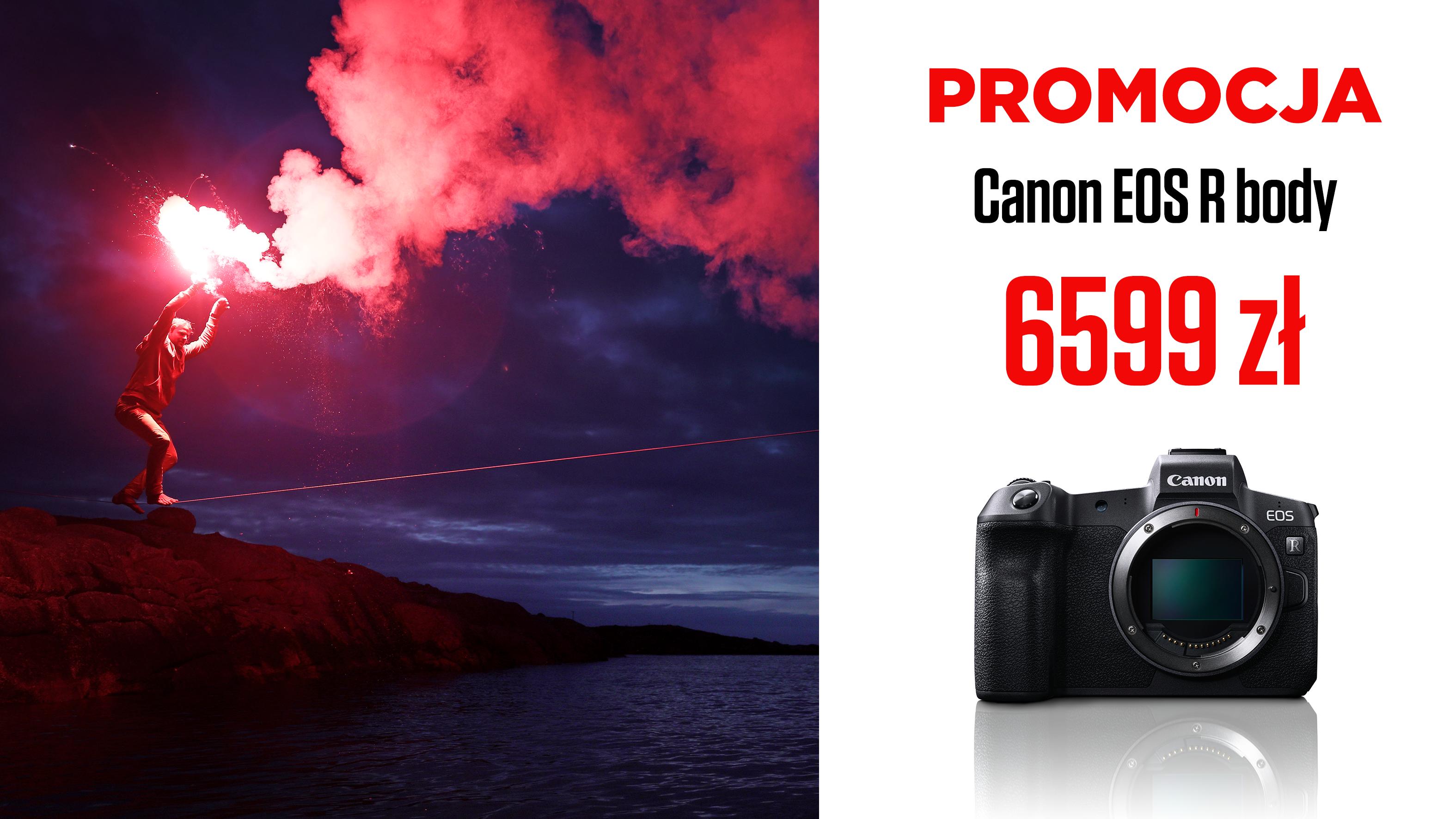 Canon EOS R lepsza cena