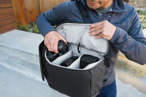 Plecak Peak Design Everyday Backpack 20L v2 popielaty