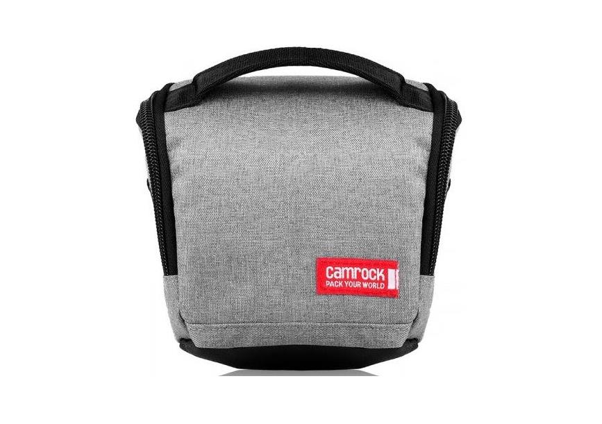 Torba fotograficzna Camrock City Grey XG10