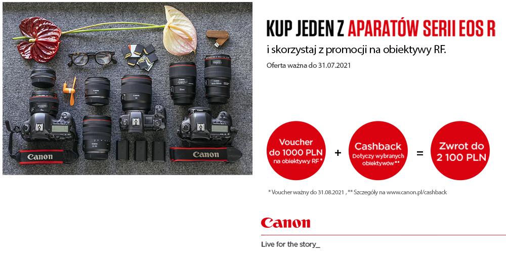 Obiektywy Canon RF